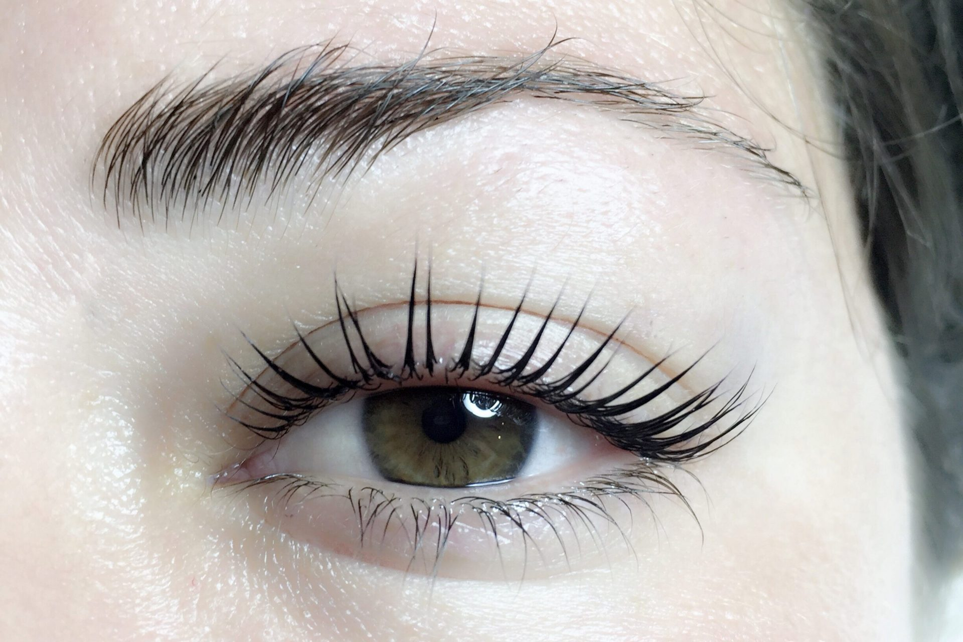 12c64634f6b We tried keratin lash treatment for naturally lifted, eye-opening lashes