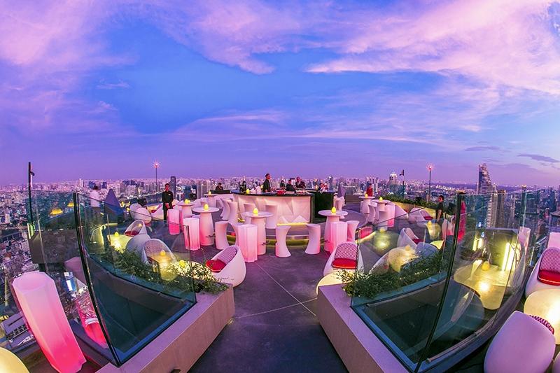 Bangkok champagne bars: CRU Champagne Bar