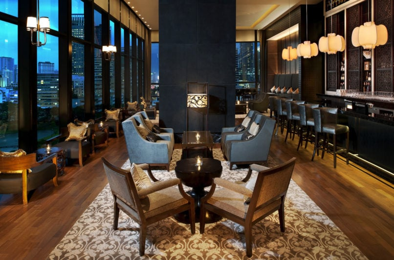 Bangkok champagne bars: St Regis