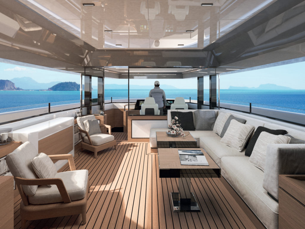 2018 yachts to know - Sherpa XL