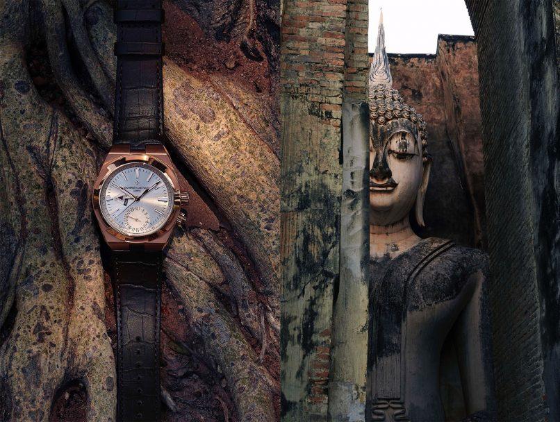 Vacheron Constantin Overseas Dual Time Rose Gold