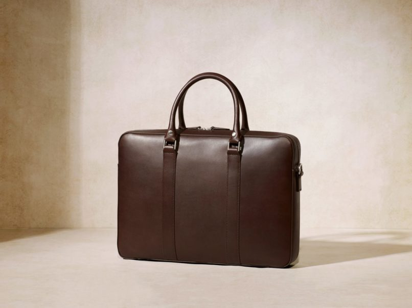 How to Succeed - Linjer - Soft Briefcase