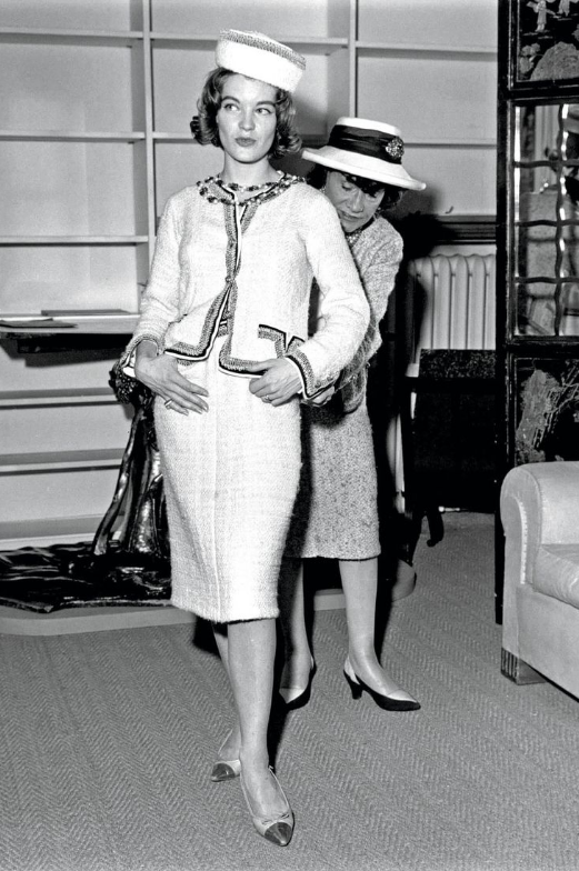 e1af703c210392 How Coco Chanel revolutionised women's fashion with just a jacket