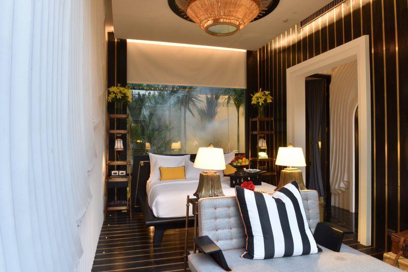 Shinta Mani Angkor Bensley Collection: Bedroom