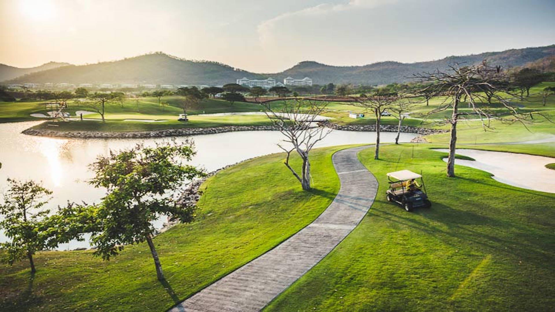 Black Mountain Golf Resort, Hua Hin, Thailand