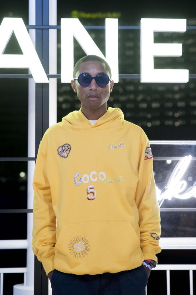 check out 9c380 a5569 Chanel enlists Pharrell Williams for an upcoming collection