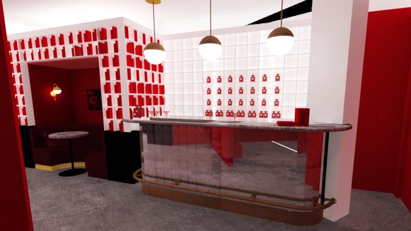 Le Rouge Chanel Hong Kong
