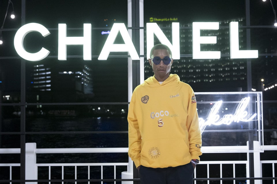 check out d6e7c 16ebb Chanel enlists Pharrell Williams for an upcoming collection