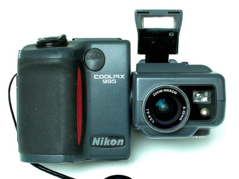 Nicon Cool Pix 995