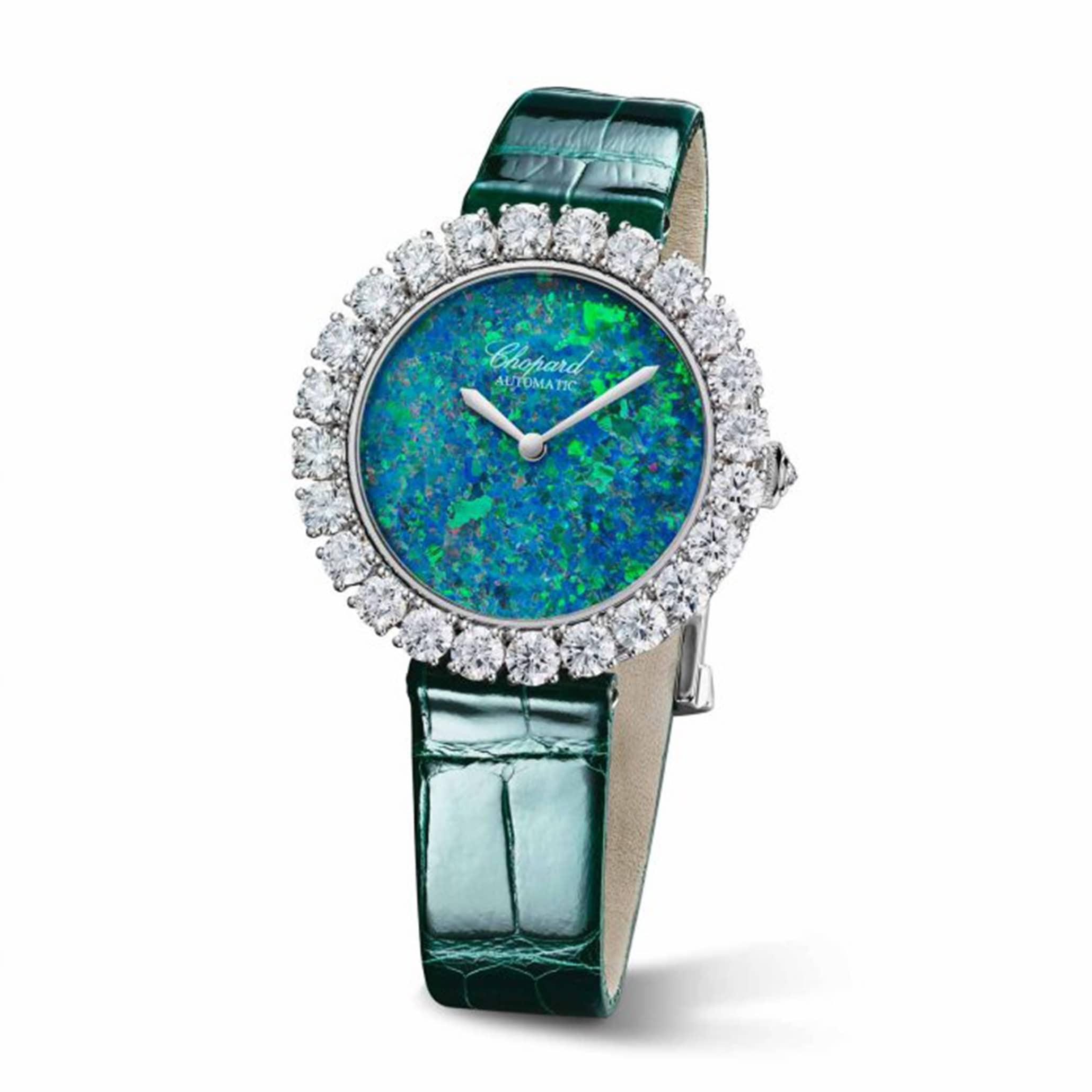 The third Chopard L'Heure du Diamant timepiece