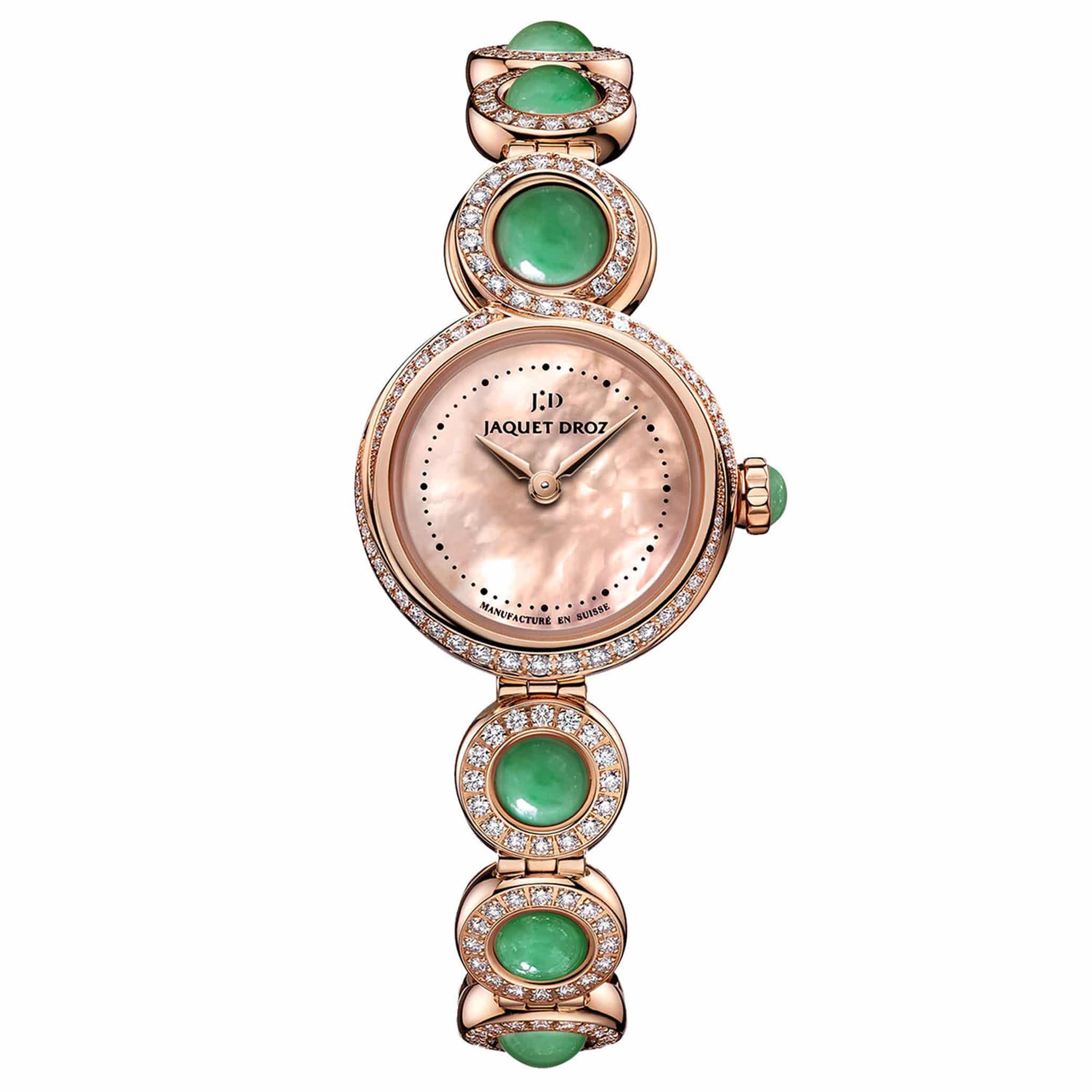 Jaquet Droz Lady 8 Petite Jade
