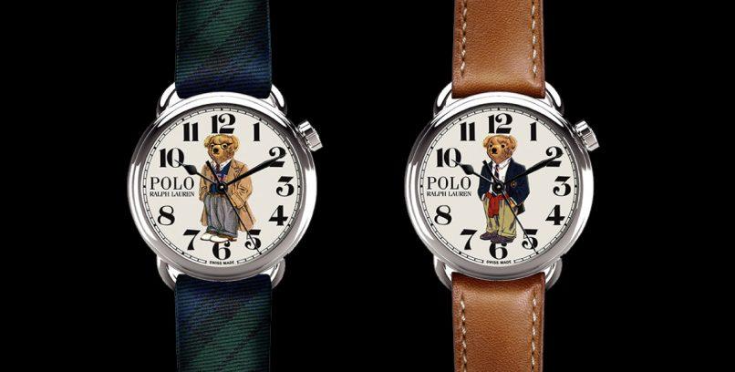Ralph Lauren Polo Bear Watch Collection