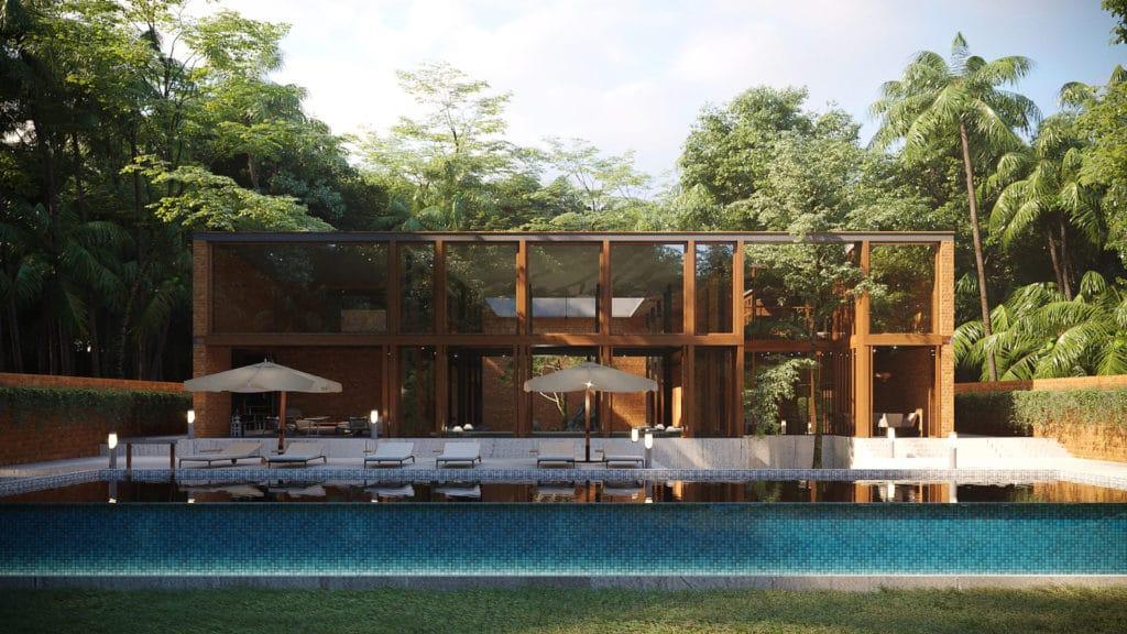 Glass Villa, Goa