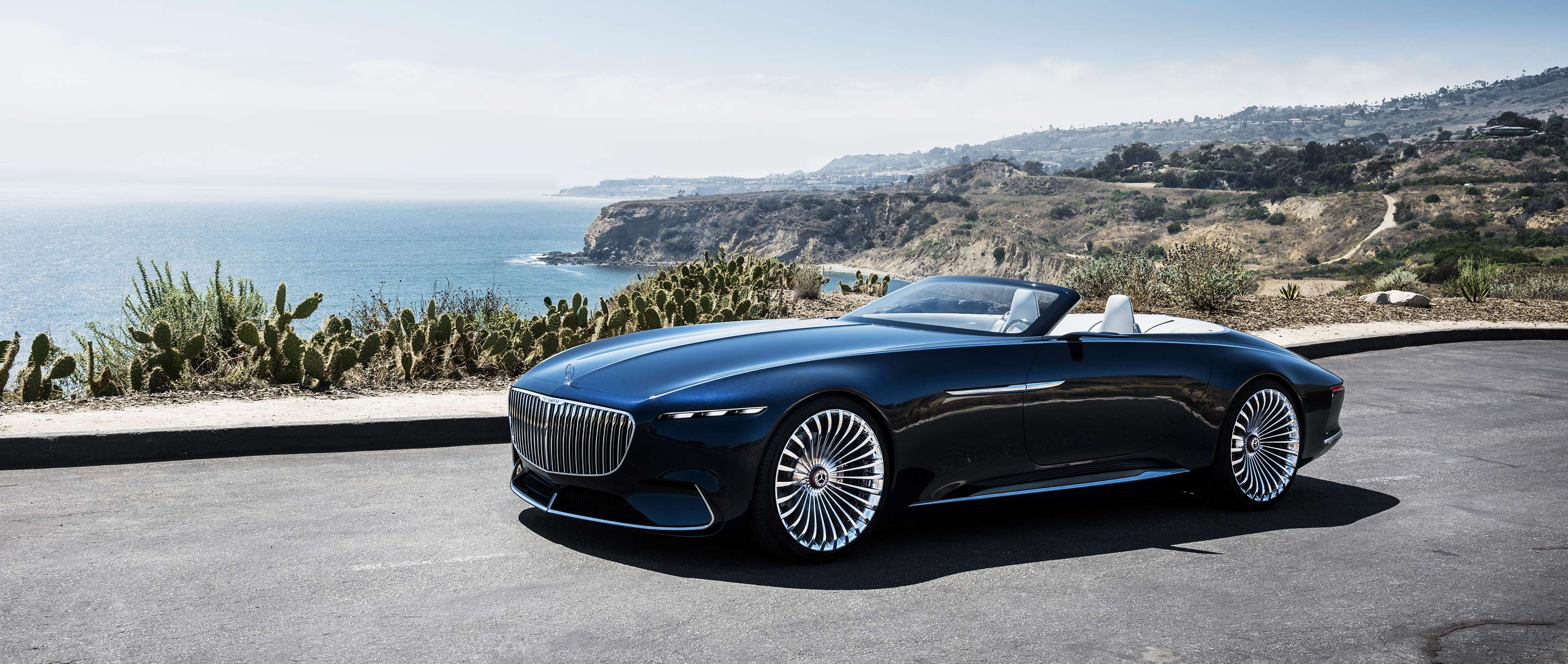 Mercedes Maybach Cabriolet 6