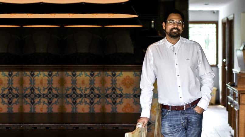 Arjun Sagar Gupta, Founder of The Piano Man Jazz Club