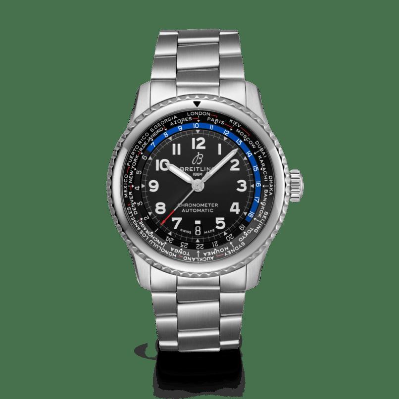 Breitling Navimeter 8 B35 Automatic Unitime 43