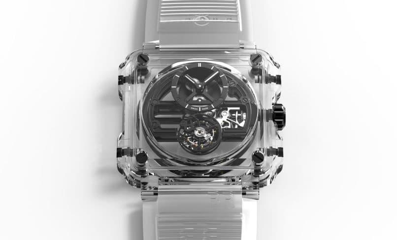 Transparent Watches: Bell & Ross