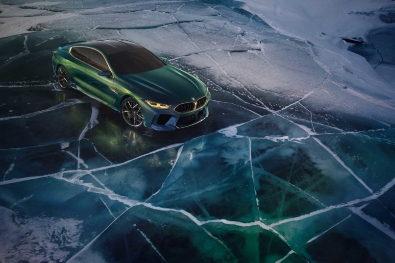 BMW 2019 M8 Gran Coupe