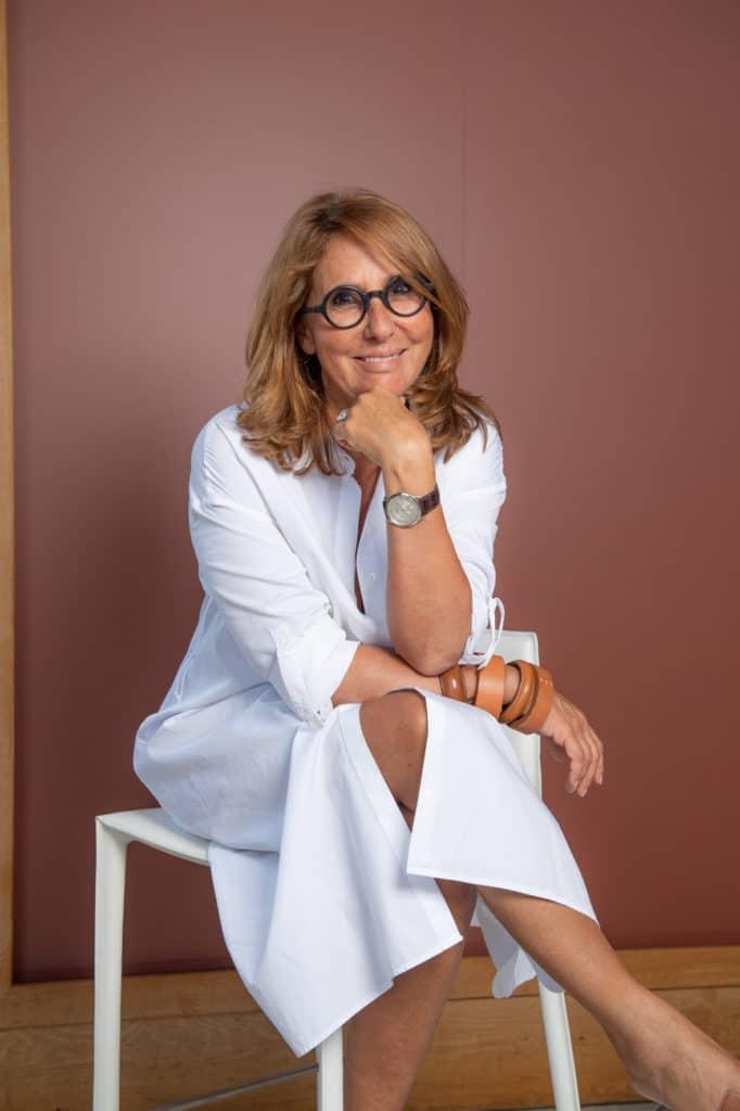 Christine Nagel, the nose at Hermès