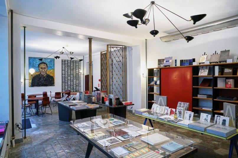 azzedine alaia bookstore