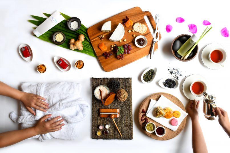 grand hyatt singapore spa afternoon tea package