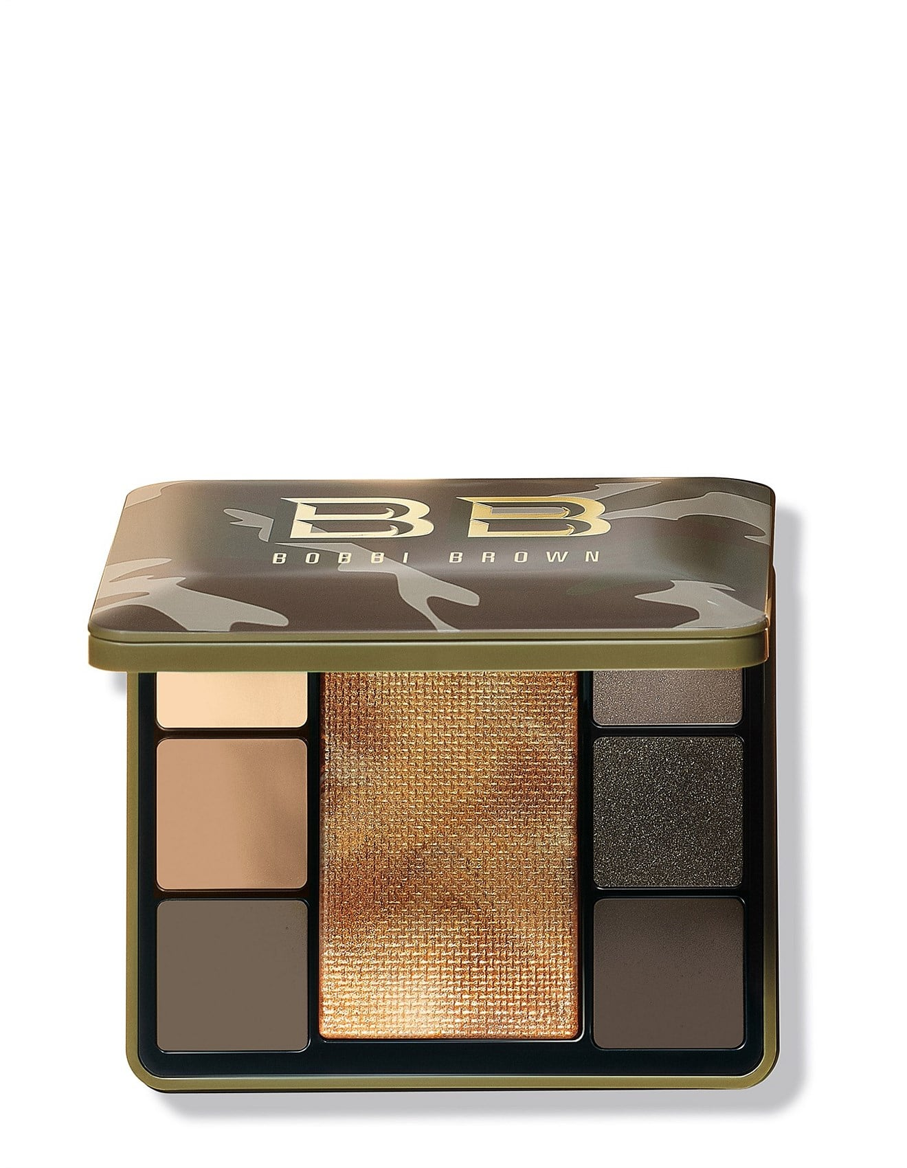 Camo Luxe by Bobbi Brown, the new fall collection, is all