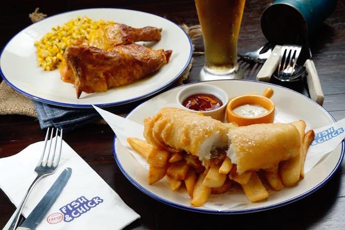best restaurants in Kennedy town - fish & chick