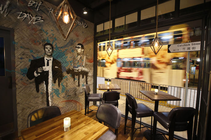 best restaurants in Kennedy town - shoreditch