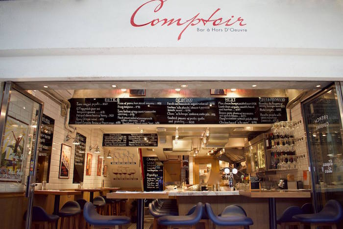 best restaurants in Kennedy town - comptoir