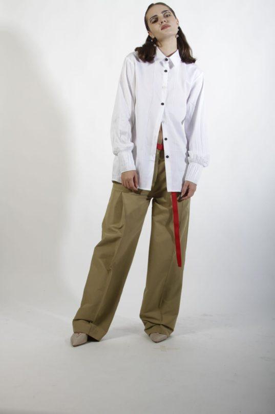 Classic white shirts.Image: Courtesy Munkee.See.Munkee.Doo