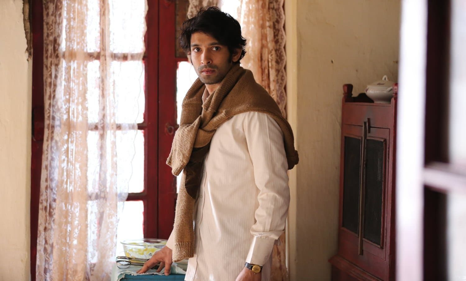 Vikrant Massey in A Death in the Gunj