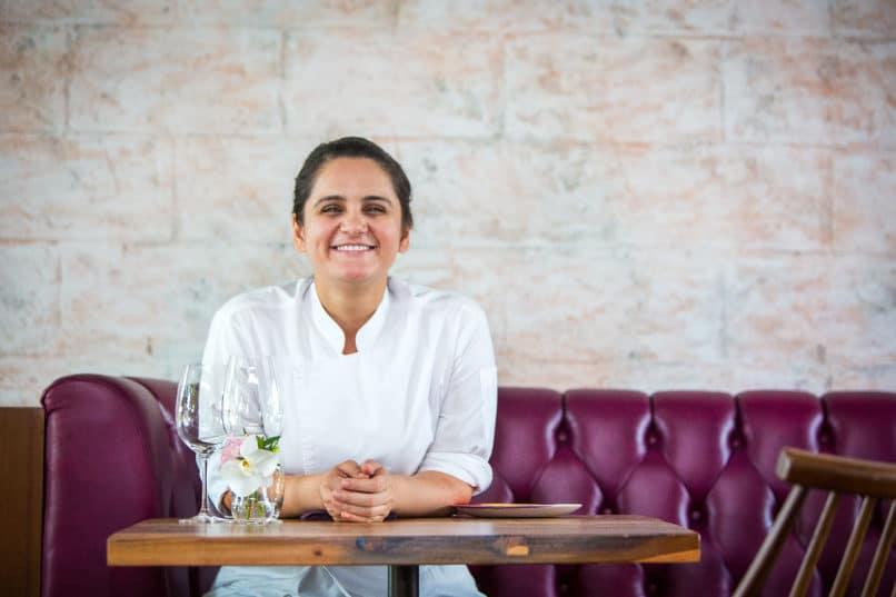 Chef Garima Arora, Gaa in Bangkok