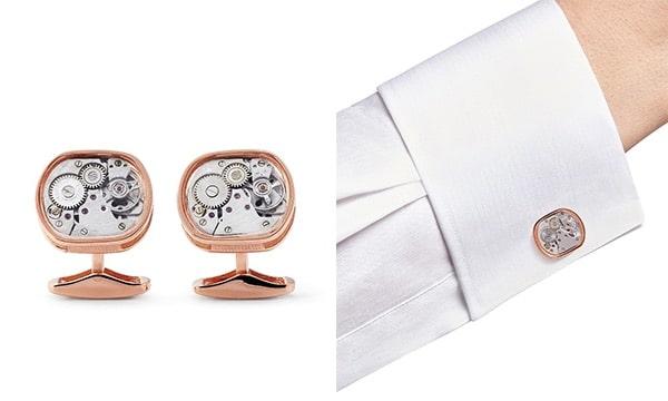 Designer Cufflinks: Emergildo Zegna