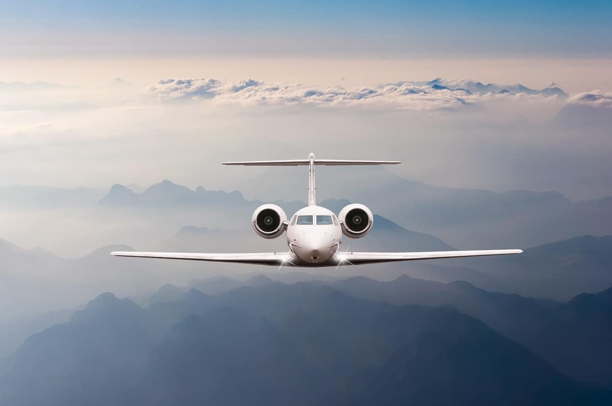 Private Jet for Anantara Private Jet Experience