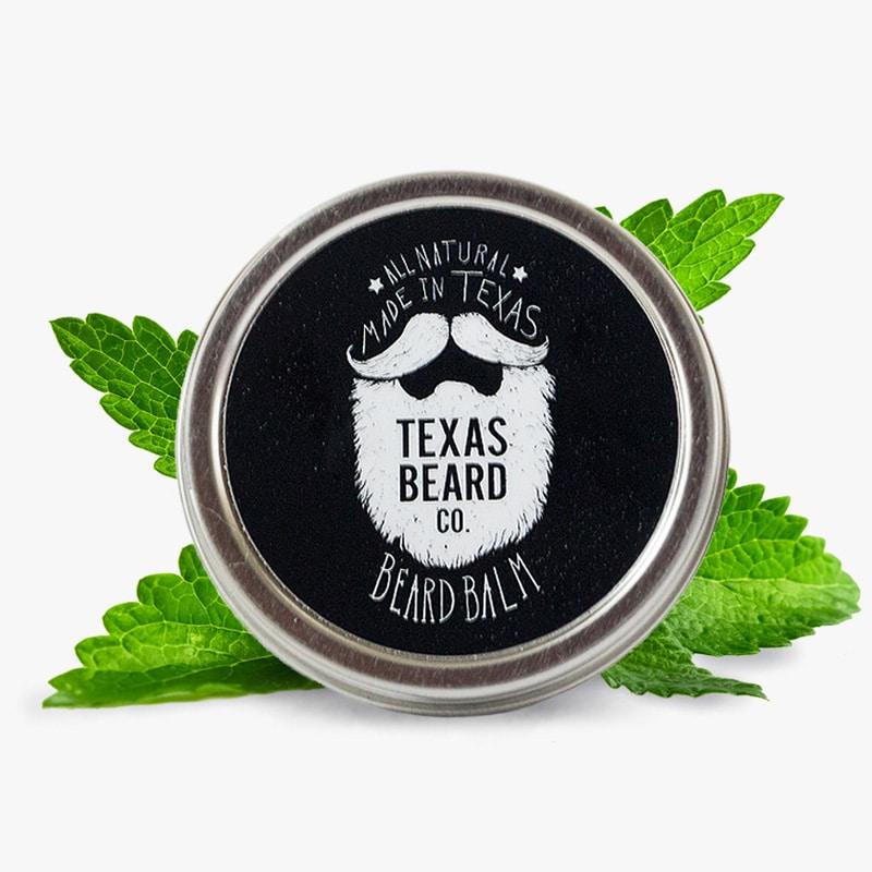 Texas Beard Company Mint Eucalyptus Beard Balm