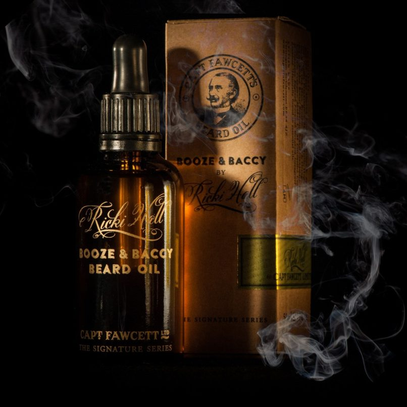 Ricki Hall's Booze & Baccy Beard Oil