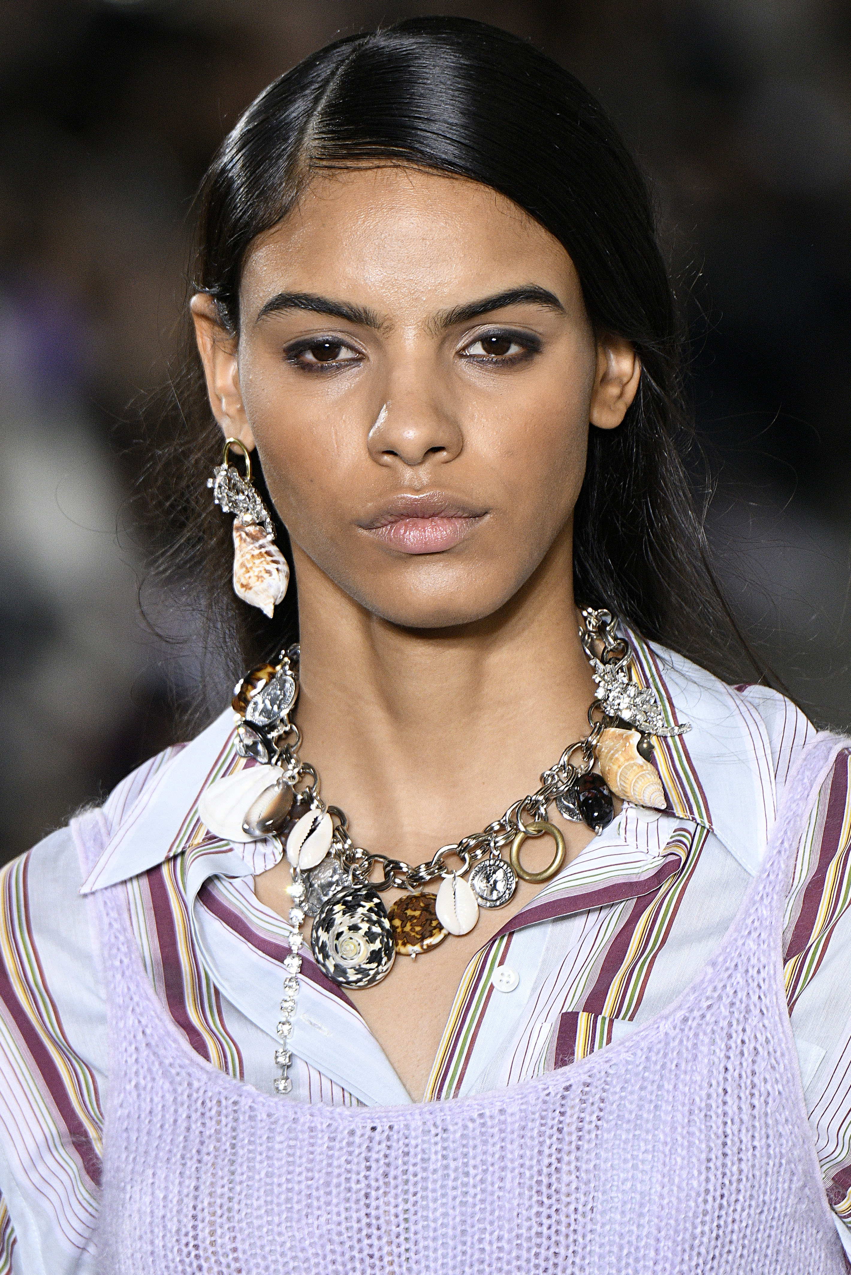 3.1 Phillip Lim gave an approval to the single earring trend. Image: Courtesy Victor VIRGILE/Gamma-Rapho via Getty Images
