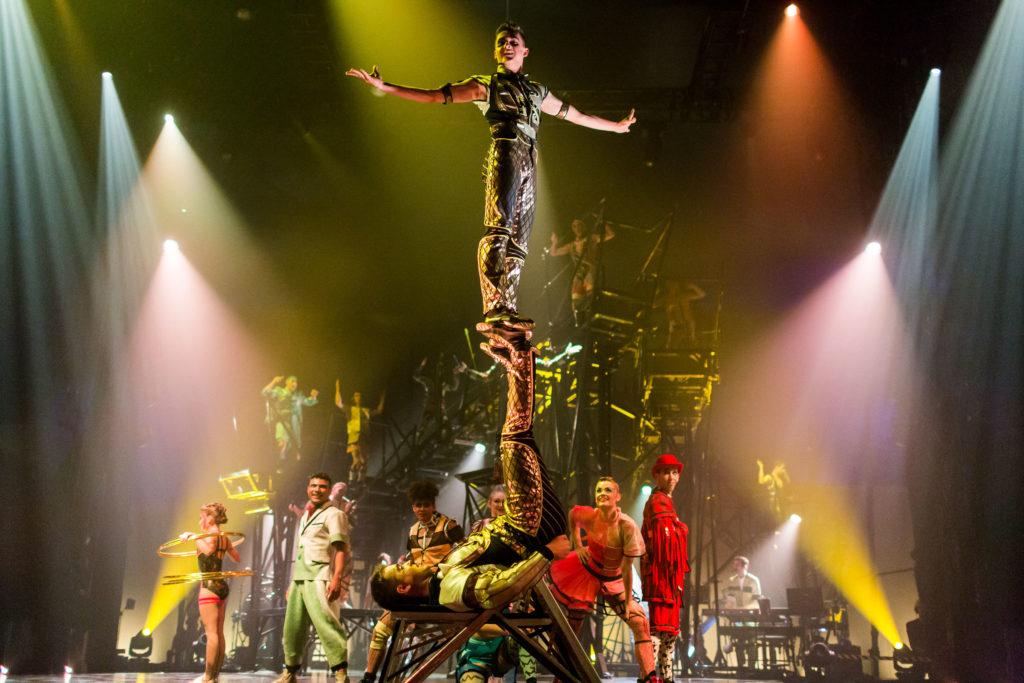 Cirque De Soleil Mumbai