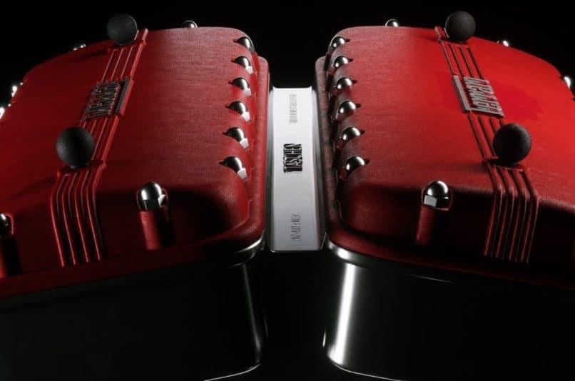 Ferrari Taschen Book