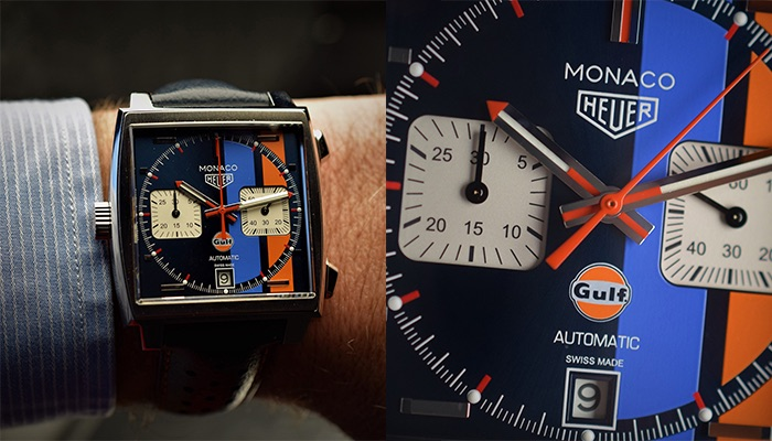 Father's Day Gift Watches: TAG Heuer
