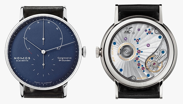 Father's Day Gift Watches: NOMOS Glashuette