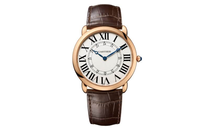 Father's Day Gift Watches: Cartier