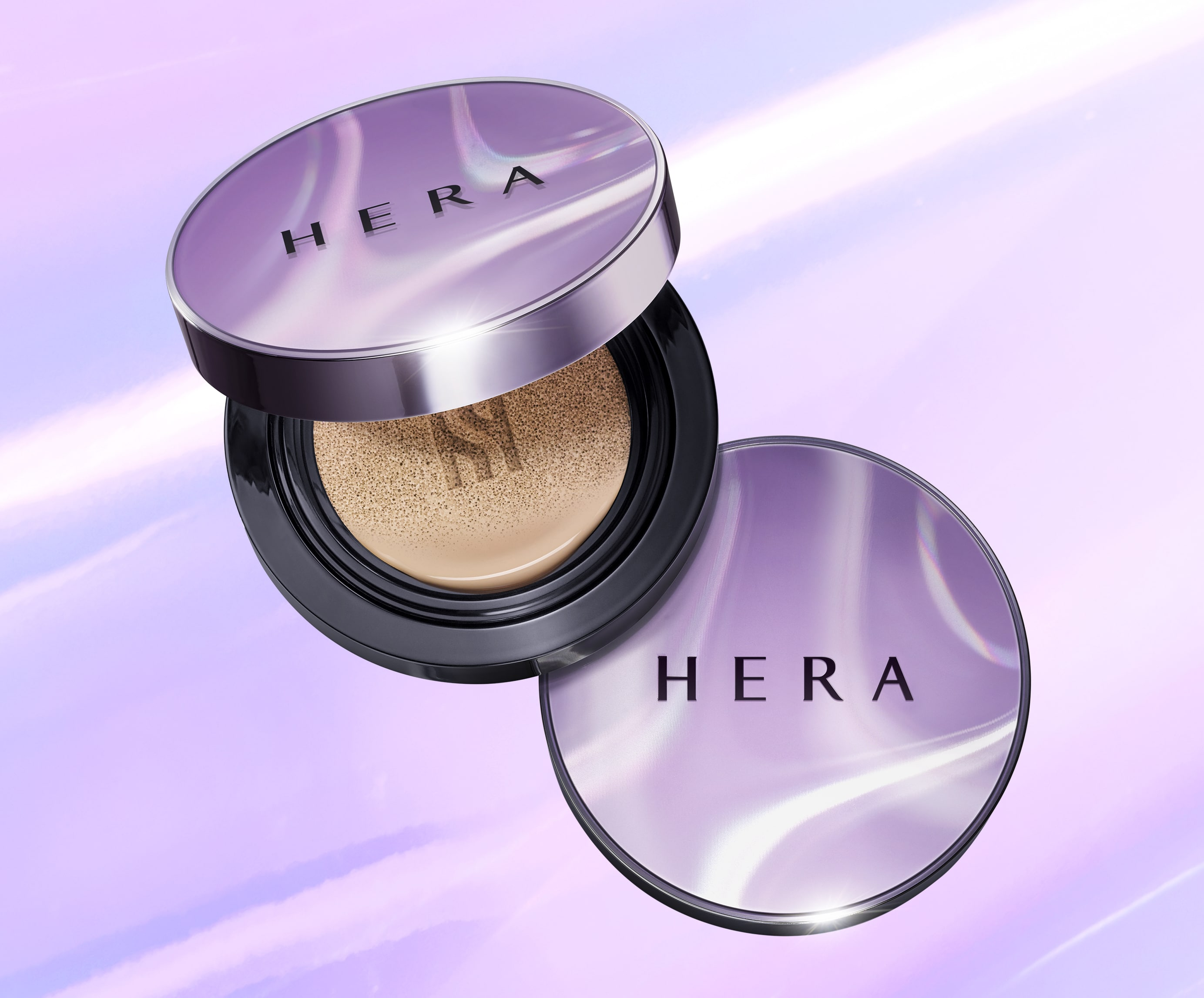 Get A K Star Glow From Every Angle With Hera S Hot New Uv Mist Cushion