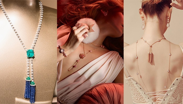 Types of Necklaces: Negligee