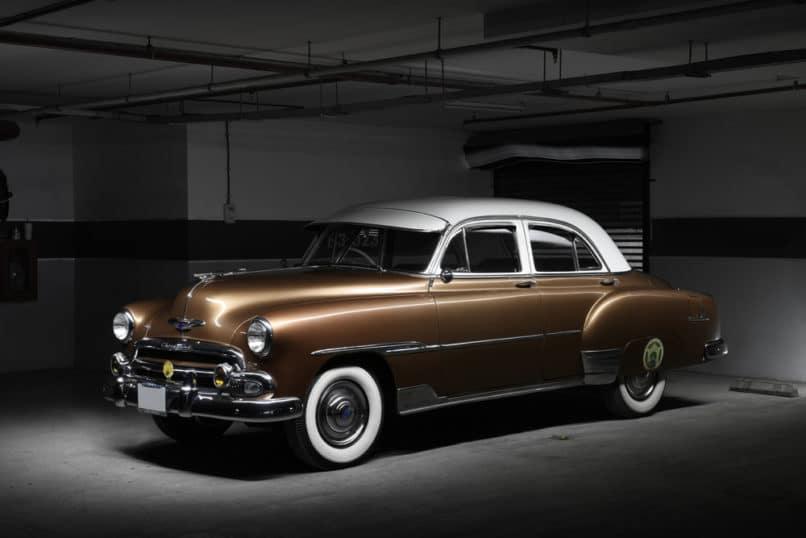 Chevrolet Styline Deluxe