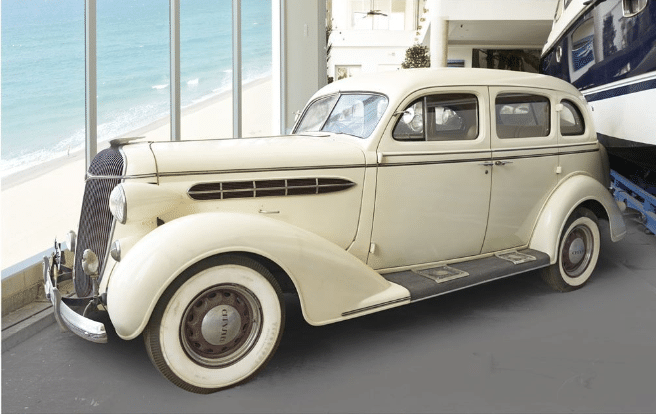 Chrysler Airstream 1936