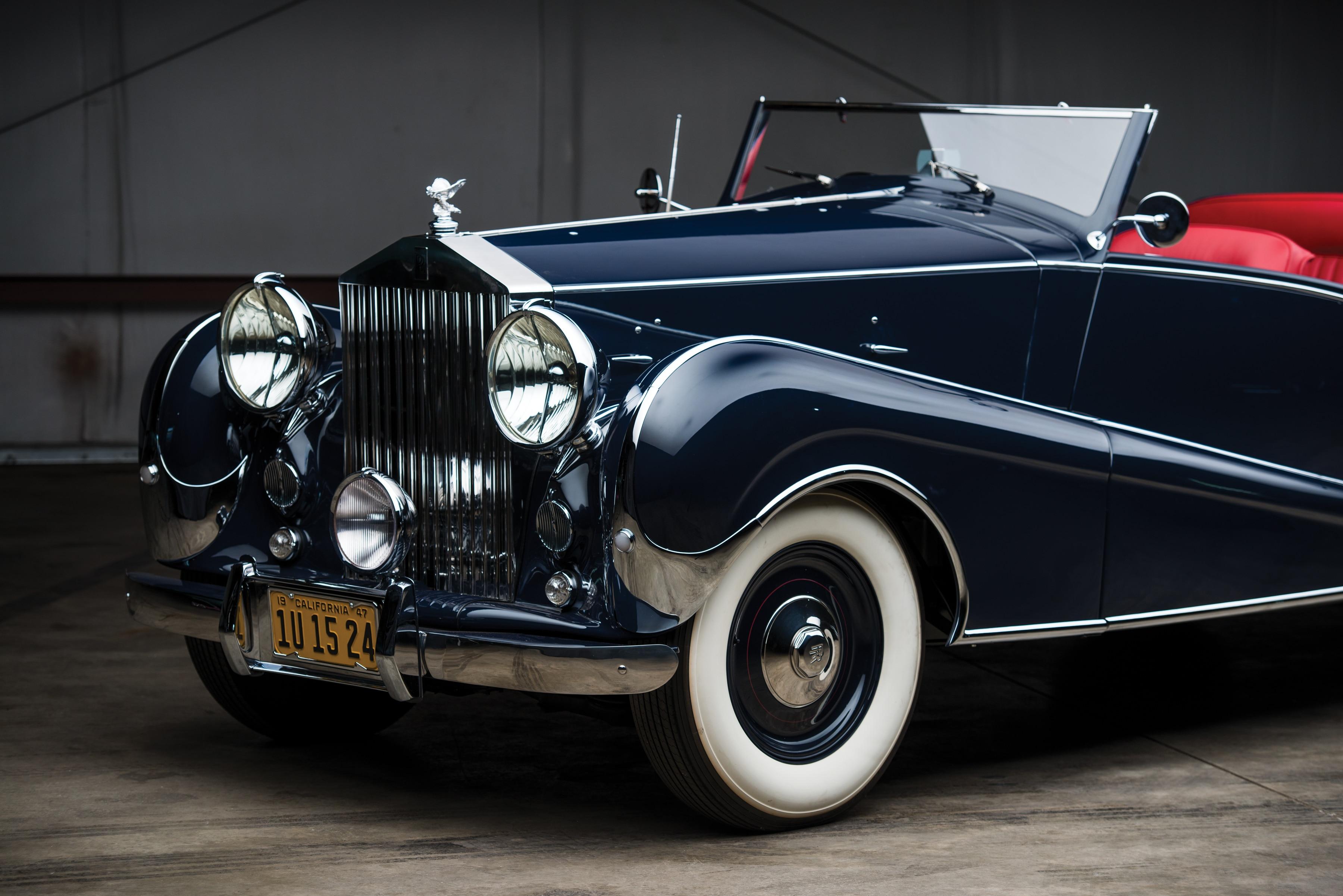 Rolls-Royce Silver Wraith 1947,