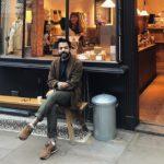 Gautam Sinha, Founder and Creative Director of Nappa Dori and Cafe Dori