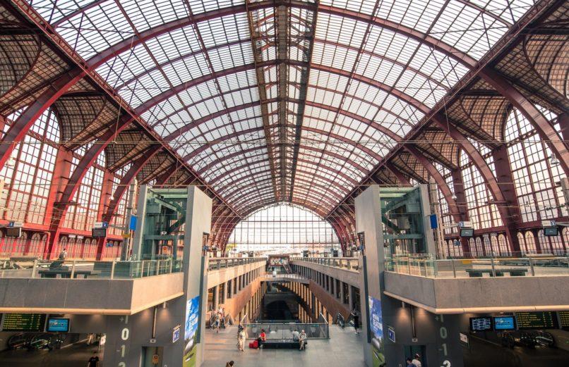 Central Station, Antwerp