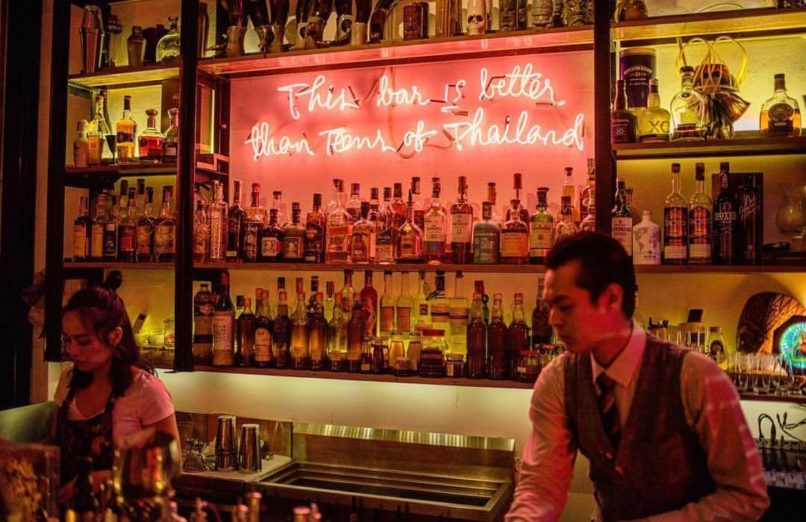 Where to drink in Bangkok this December: Asia Today Bar
